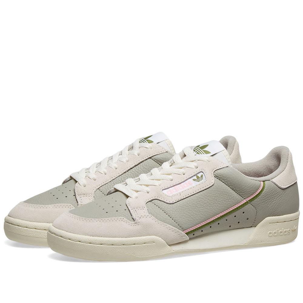 separation shoes ba58b 74149 Adidas Continental 80 W