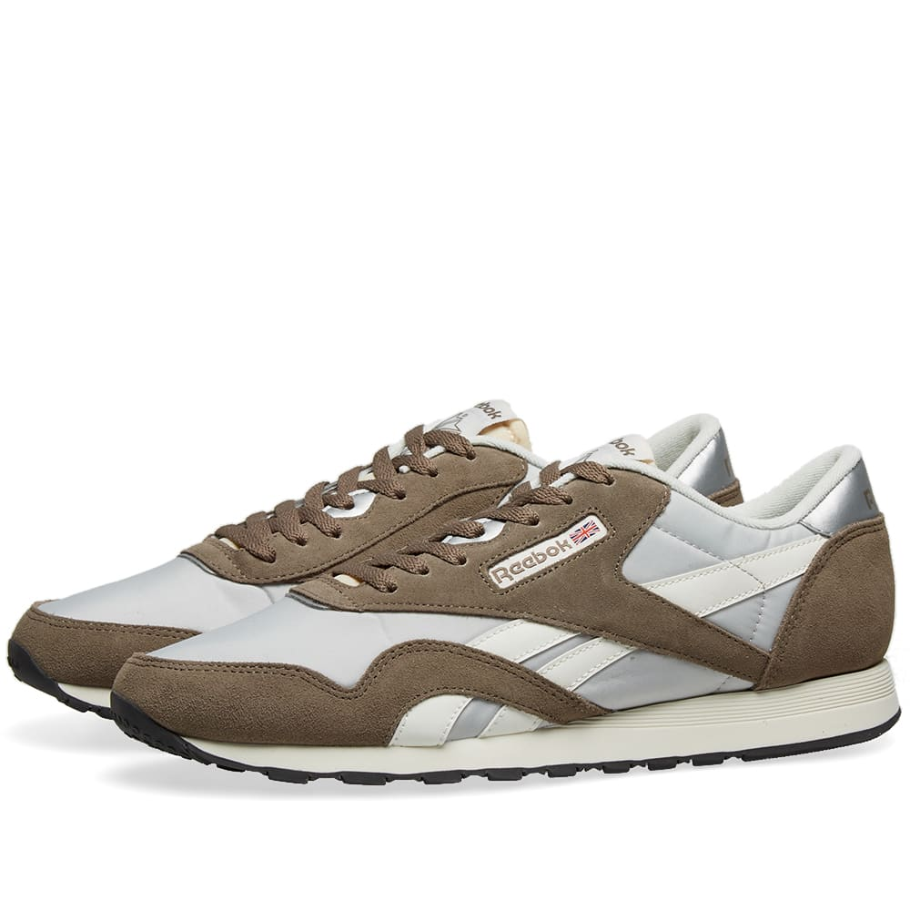 new products ee653 a88bd Reebok Classic Nylon