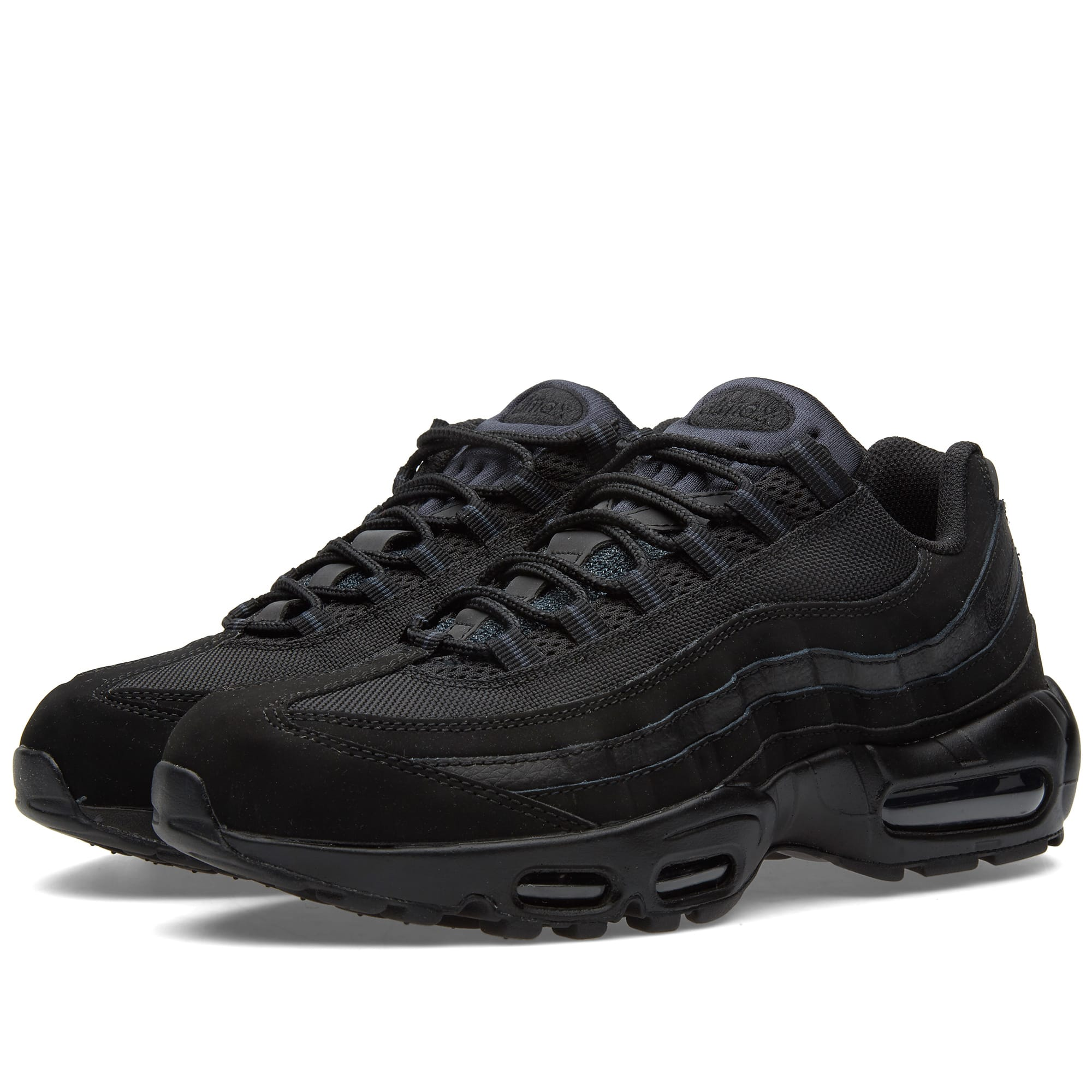 Air Max 95 Black Suede