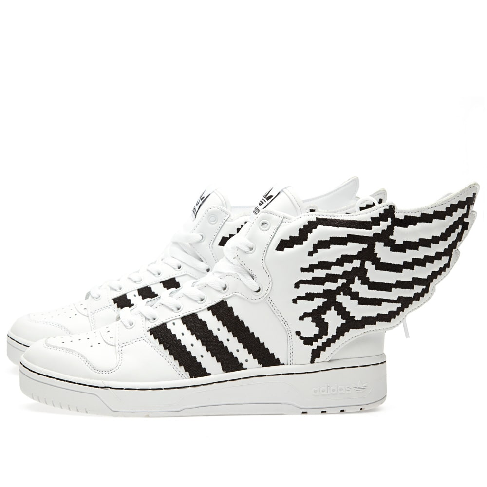 best website 43536 c2e97 Adidas ObyO x Jeremy Scott Wings 2.0 Pixel