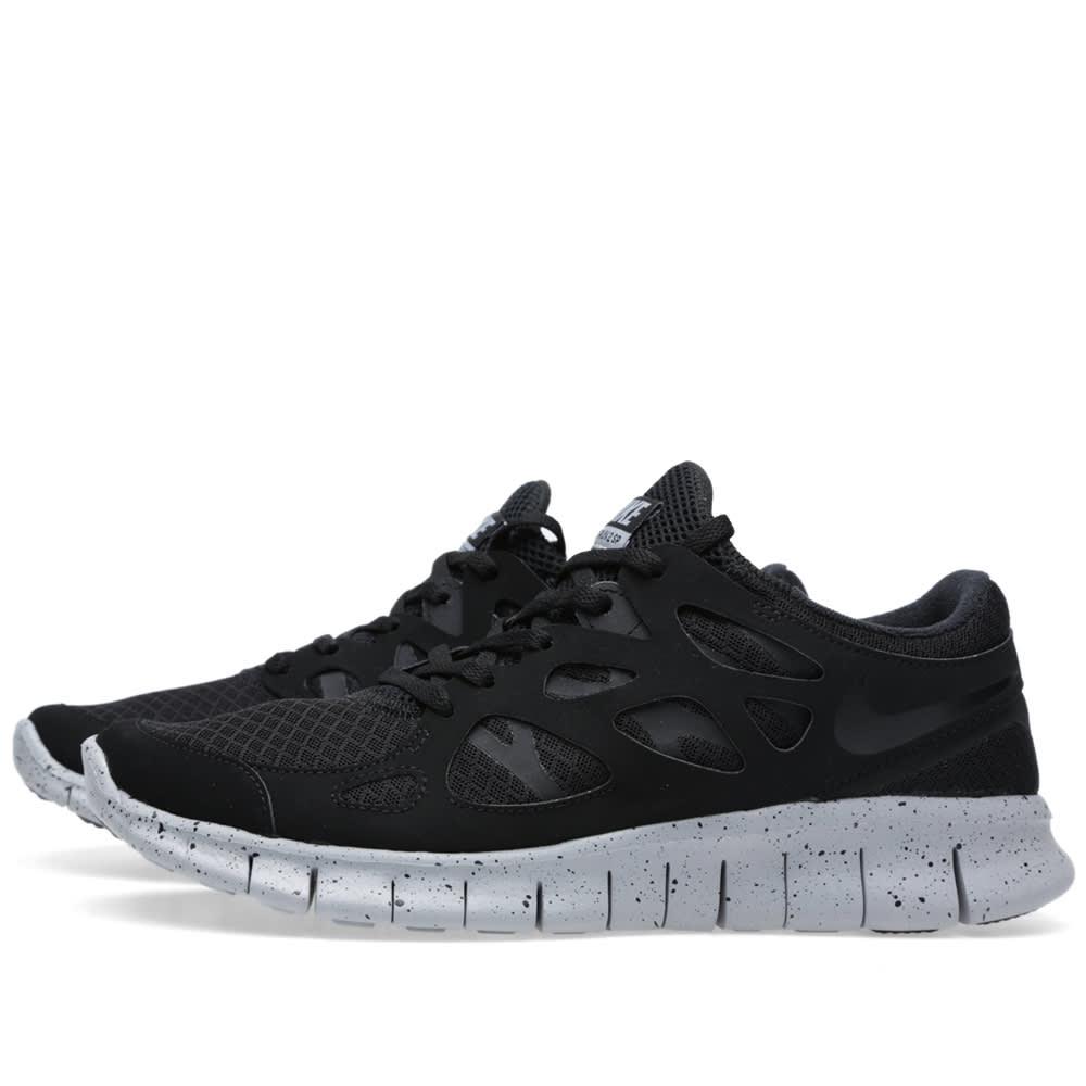 the best attitude 0e314 72dad Nike Free Run 2 SP  Genealogy of Free  Black   END.