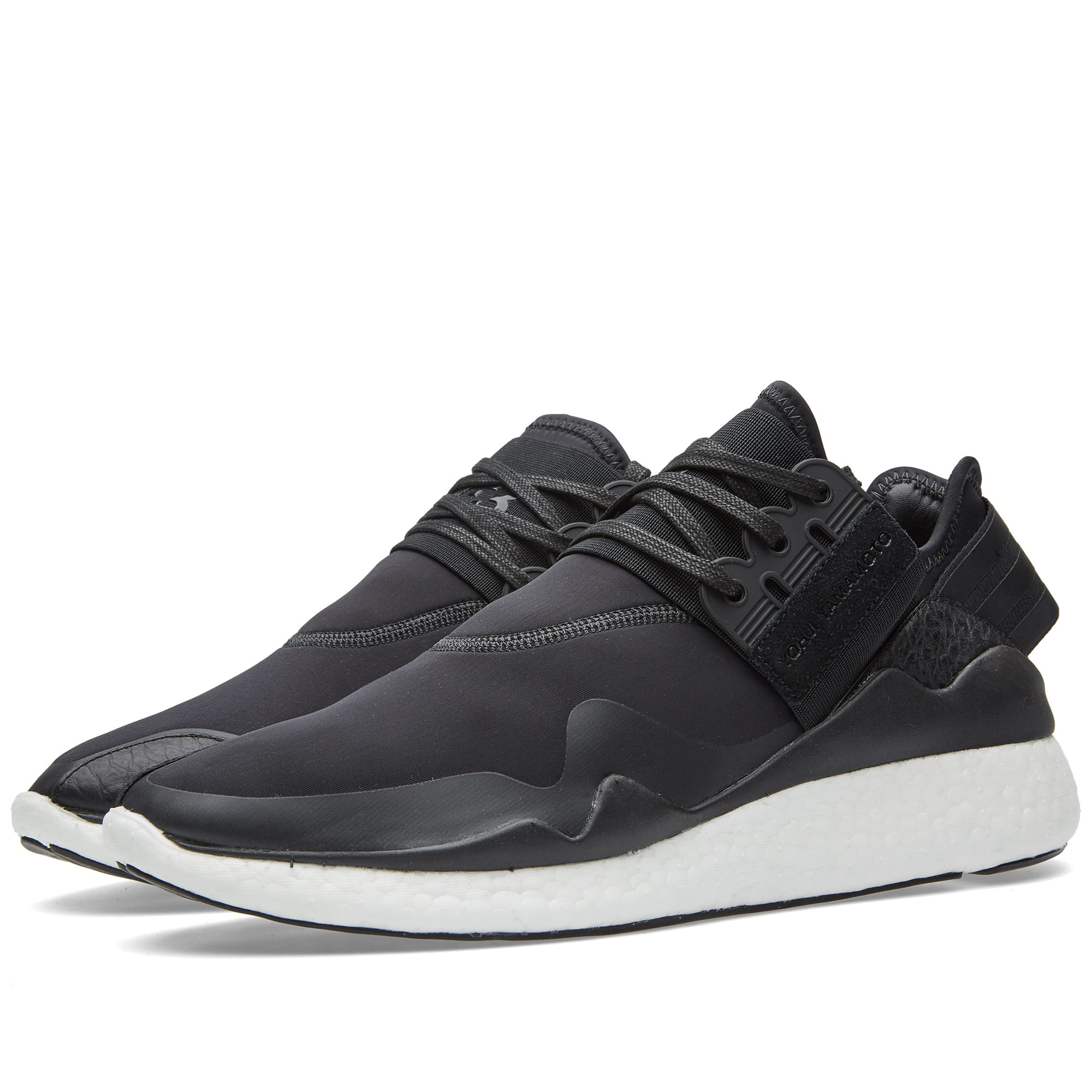 6ad25aa97a6bd Y-3 Retro Boost Black