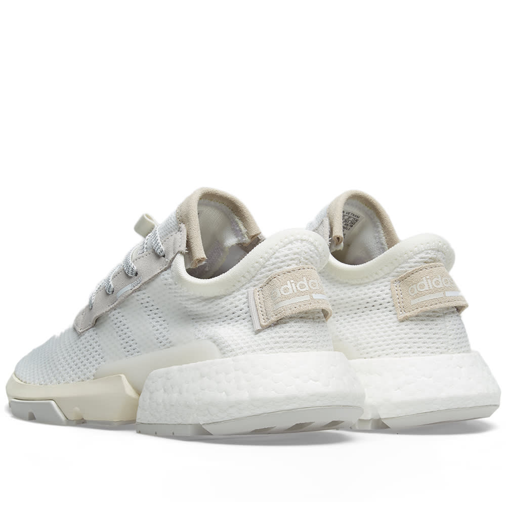 info for 7a4db 3c4b9 Adidas POD-S3.1. White & Grey