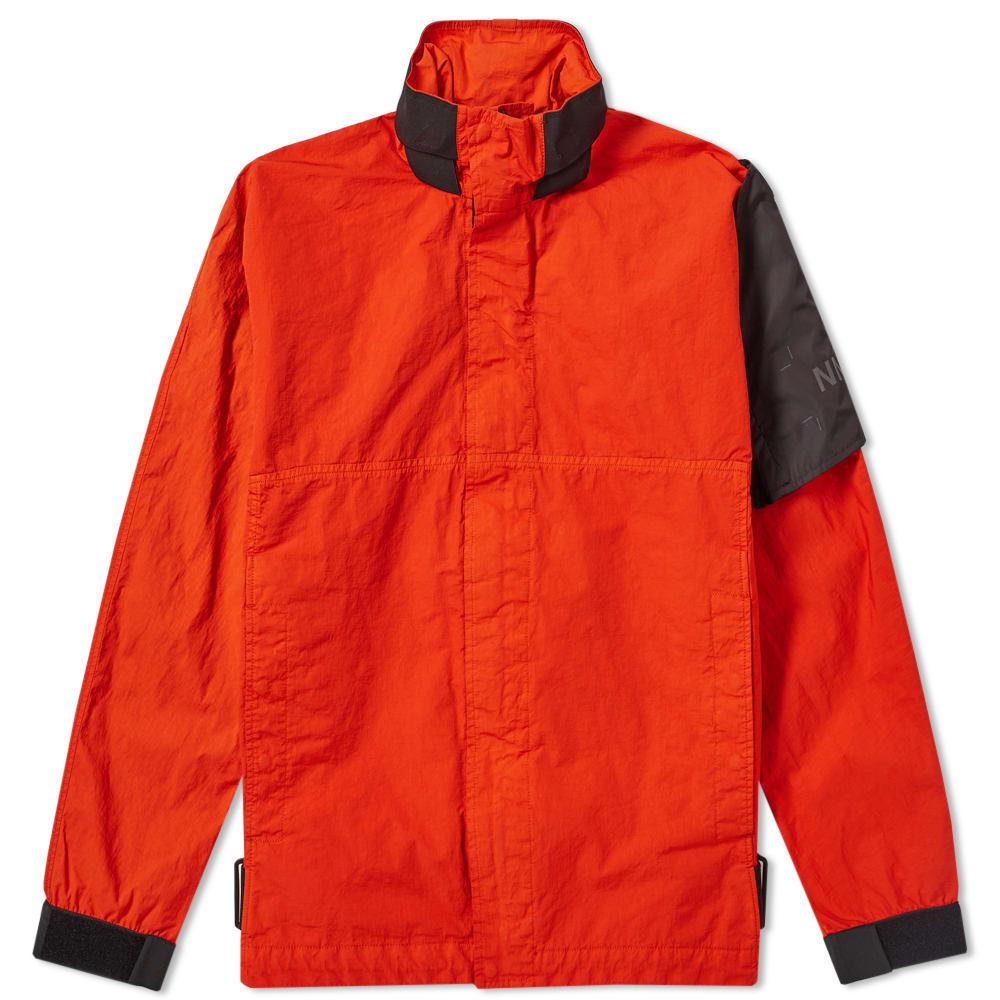 NEMEN Nemen Guard Jacket in Orange