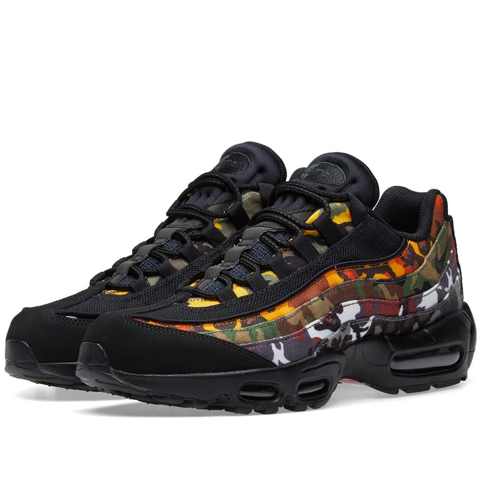 Nike Air Max 95 Grises Zapatillas 807442 016 |