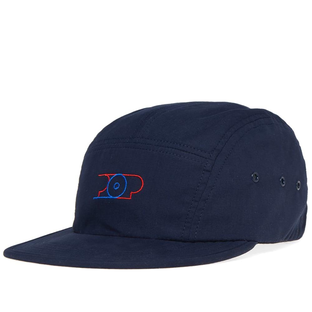Pop Trading Company POP TRADING COMPANY LINES 5 PANEL CAP