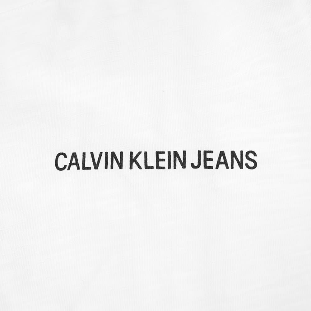 newest release date: 100% authentic Calvin Klein Institutional Logo Tee