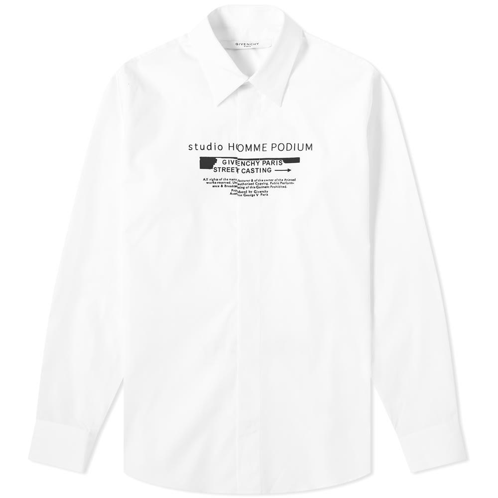 Givenchy Studio Homme Print Shirt