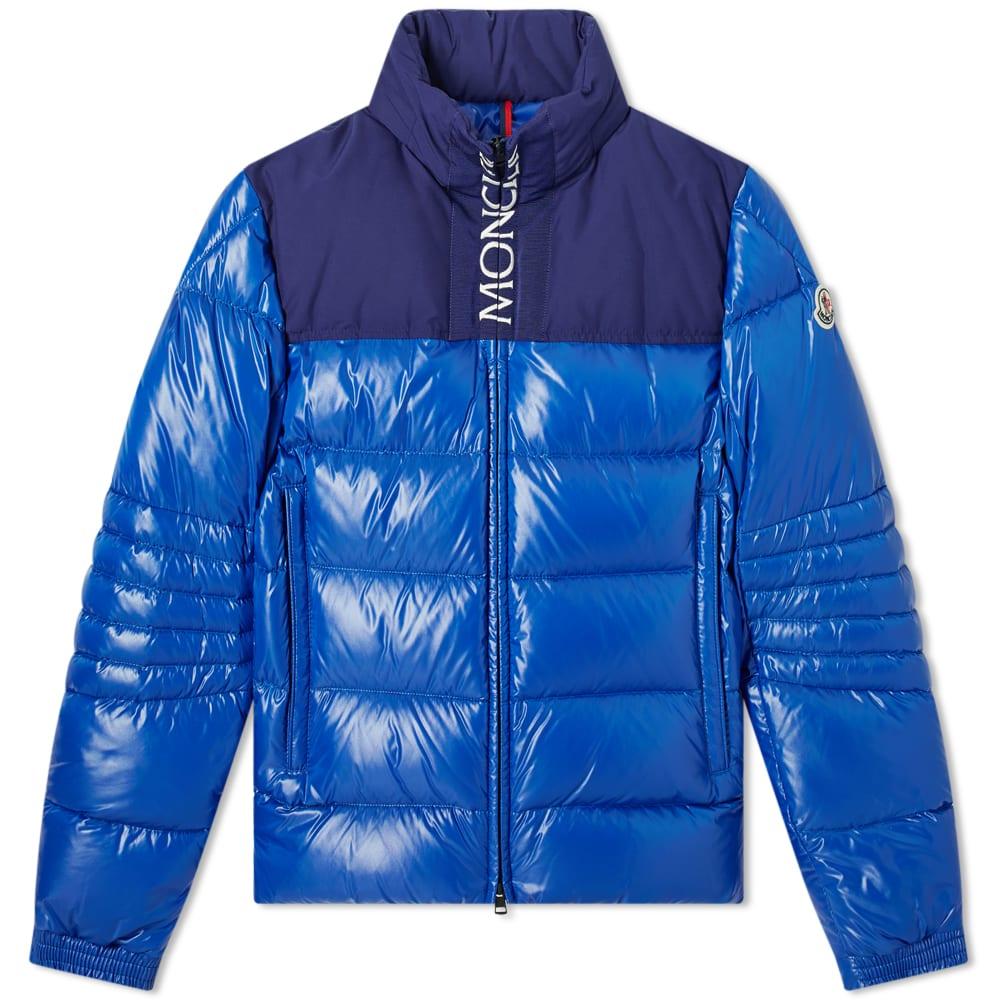 5a7afc97a Moncler Bruel Logo Placket Down Jacket