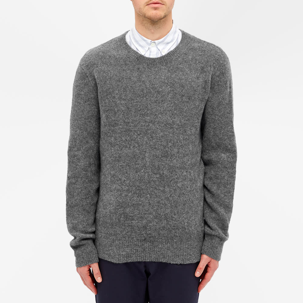 A.P.C. Wools A.P.C. Diego Brushed Yak Wool Knit