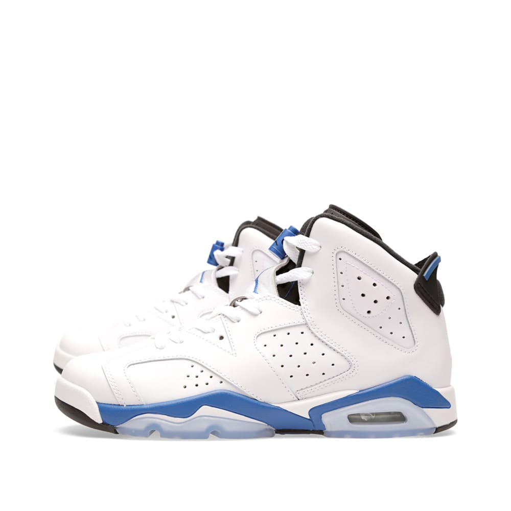 763d48a6c4abf Nike Air Jordan VI Retro BG 'Sport Blue'
