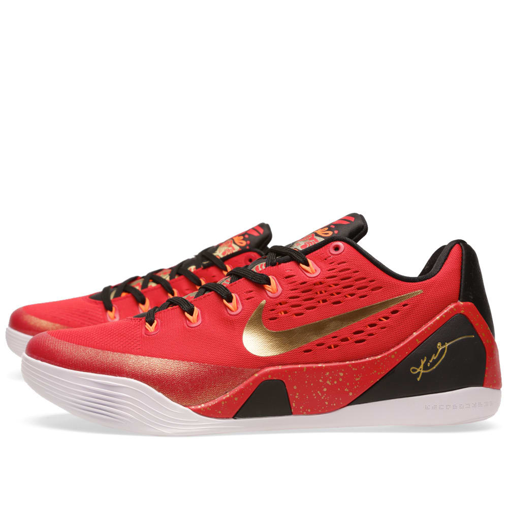 half off 0fa0f 9509e Nike Kobe IX 'China'
