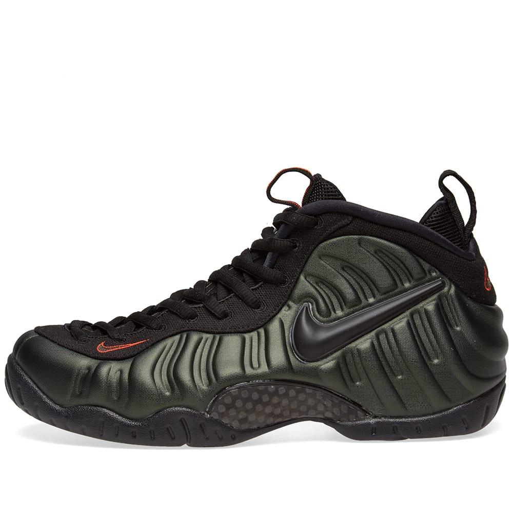 7508b96840581 Nike Air Foamposite Pro Sequoia