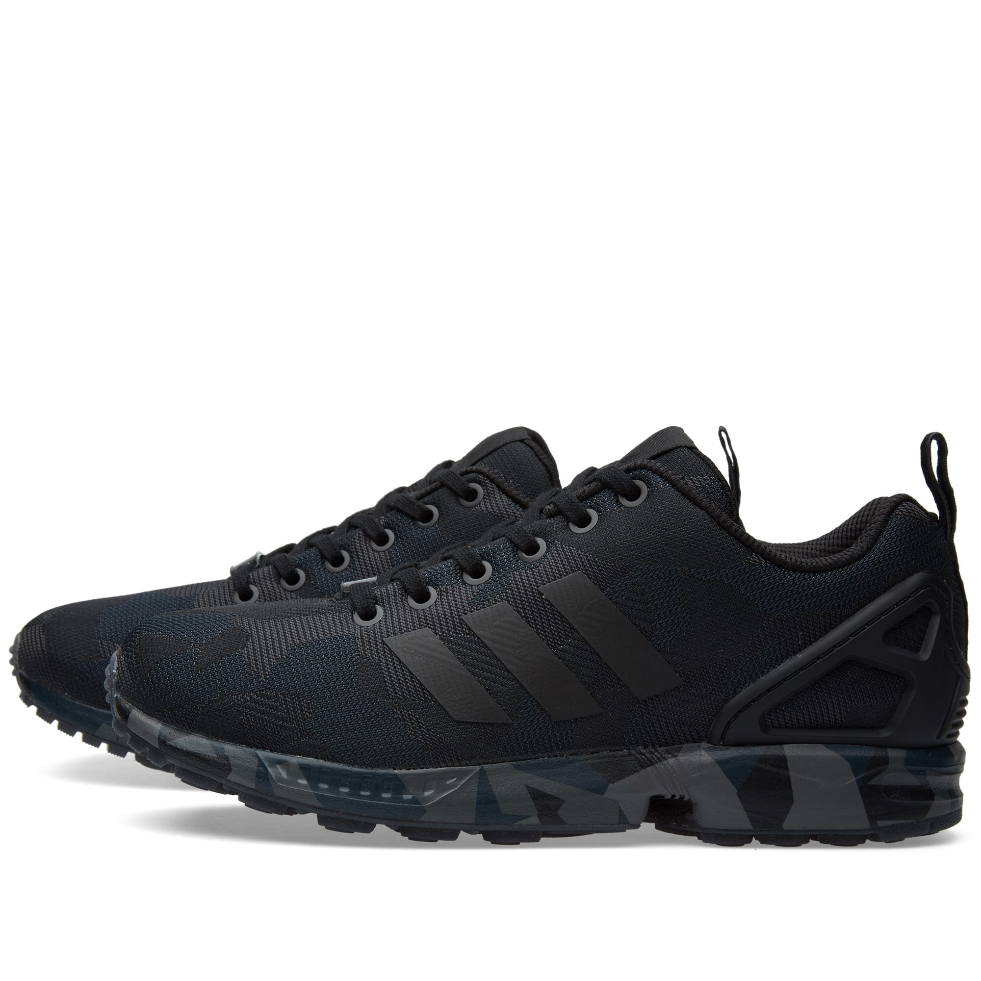 Adidas ZX Flux Core Black \u0026 Carbon | END.