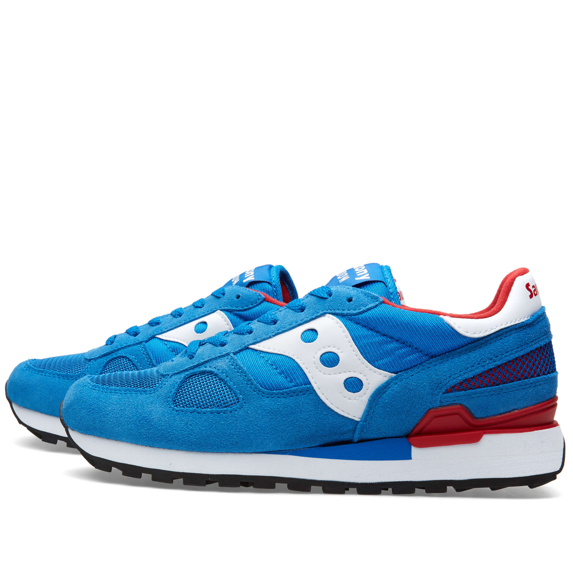 Saucony Red White Blue