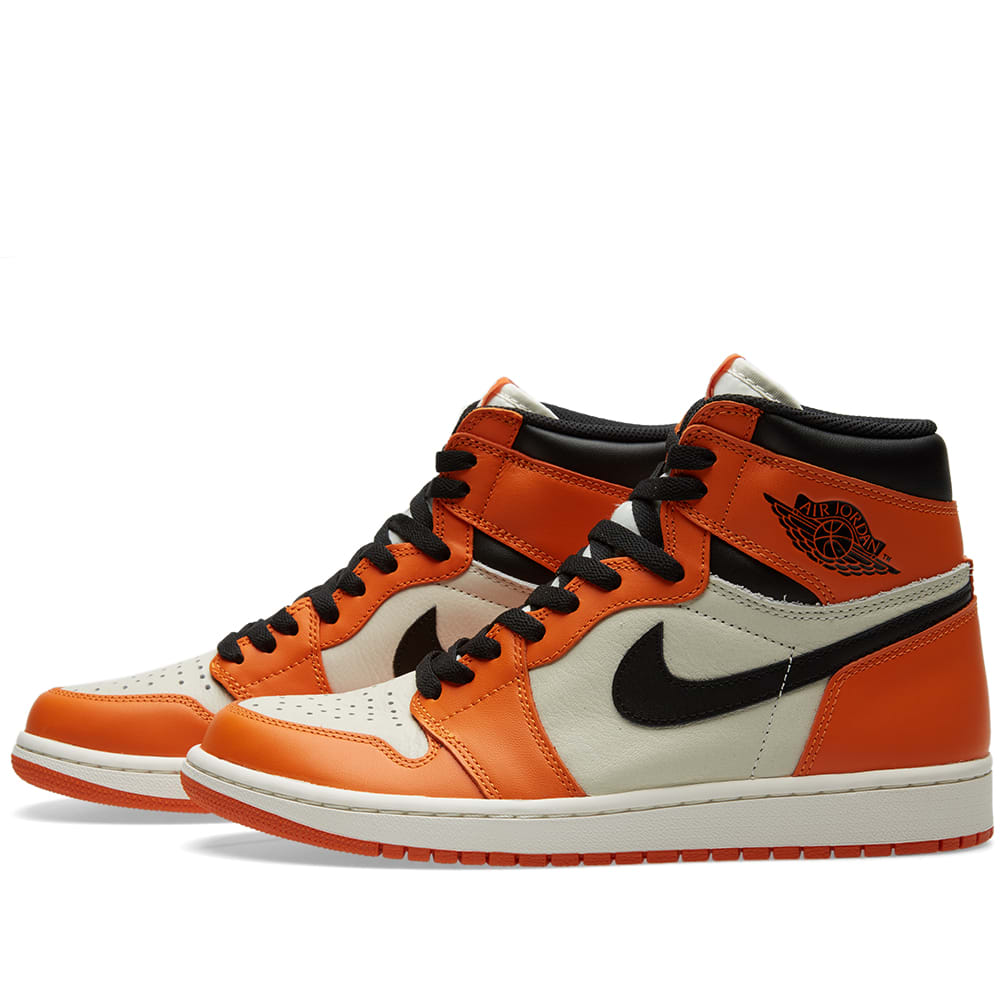 sports shoes 5be1c 7afdd Nike Air Jordan 1 Retro High OG 'Reverse Shattered Backboard'