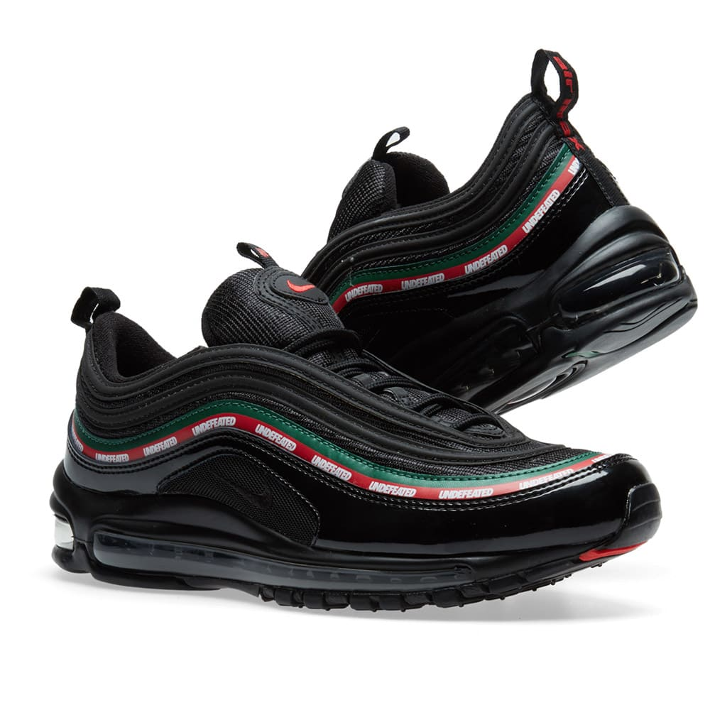 reputable site 9e2f7 60531 Nike x Undefeated Air Max 97 OG