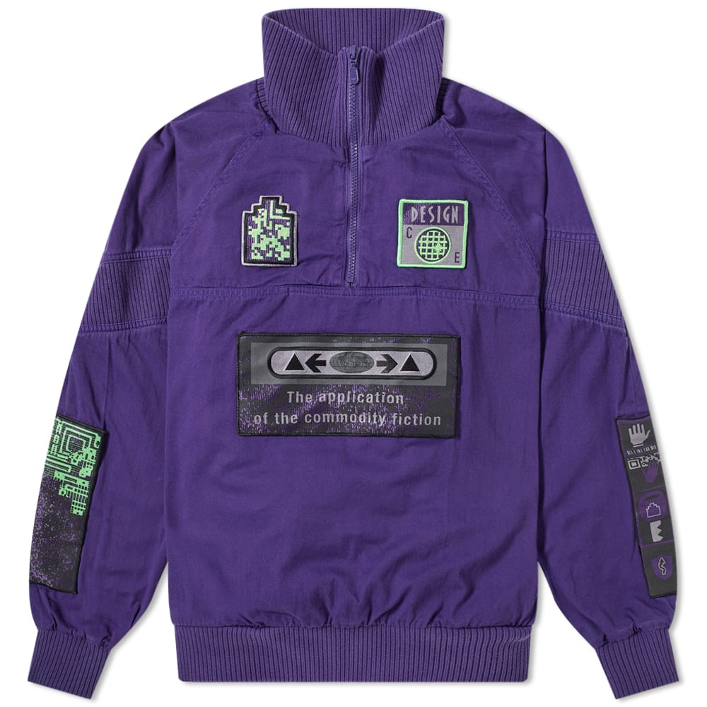 Cav Empt Half Zip Lightweight Jacket by Cav Empt's