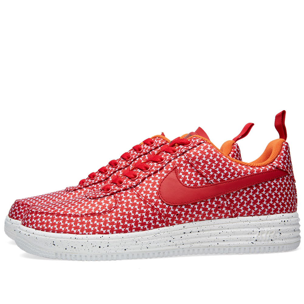 new style ccc42 fbcb2 Nike x UNDFTD Lunar Force 1 SP University Red   END.