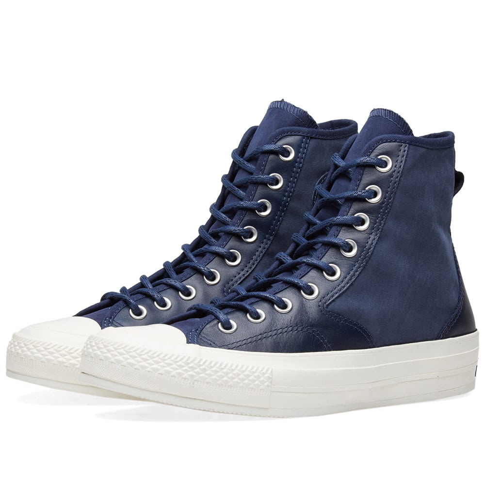 3dc2f663545a Converse Chuck Taylor 1970s Hiker Hi Athletic Navy   Midnight Navy ...