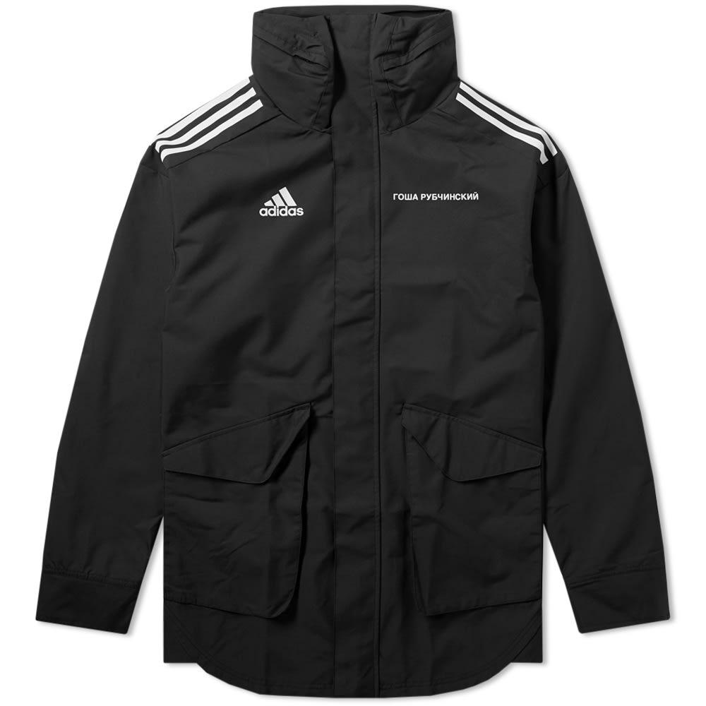 gosha rubchinskiy x adidas hardshell jacket