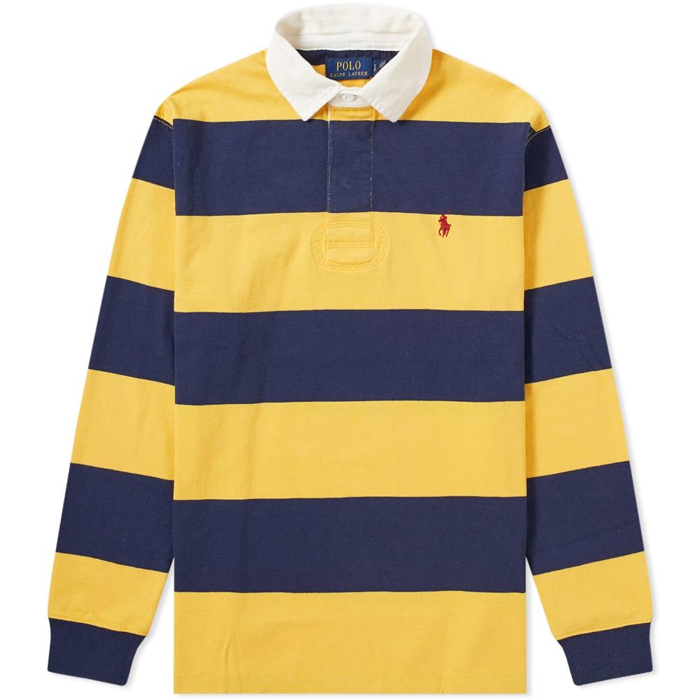 926a5c7014b Polo Ralph Lauren Stripe Rugby Shirt