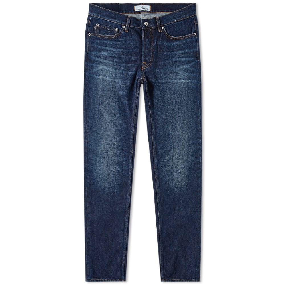 4bd803d5bd Stone Island Slim Fit Jean