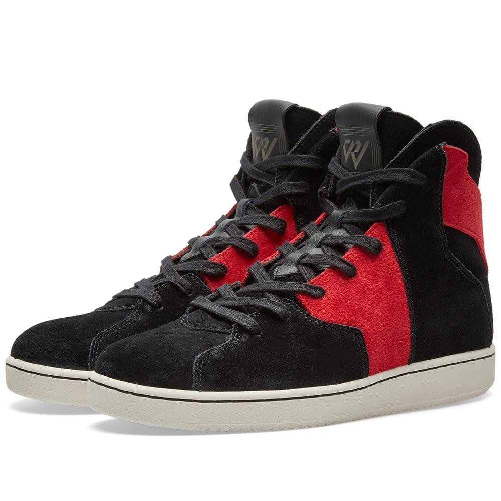 3580e168e83b2 Nike Jordan Westbrook 0.2 Black & Gym Red | END.