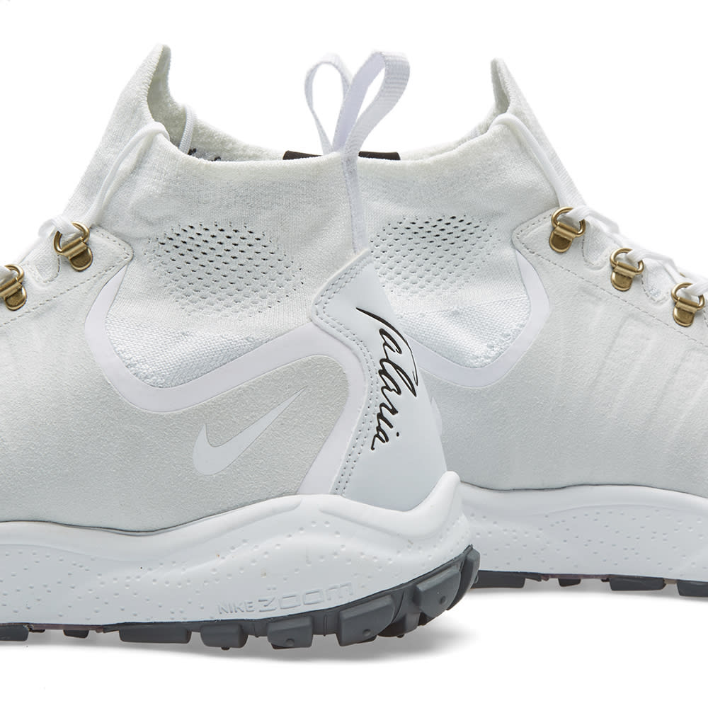 87ad337293f6 Nike Zoom Talaria Mid Flyknit White   Pure Platinum