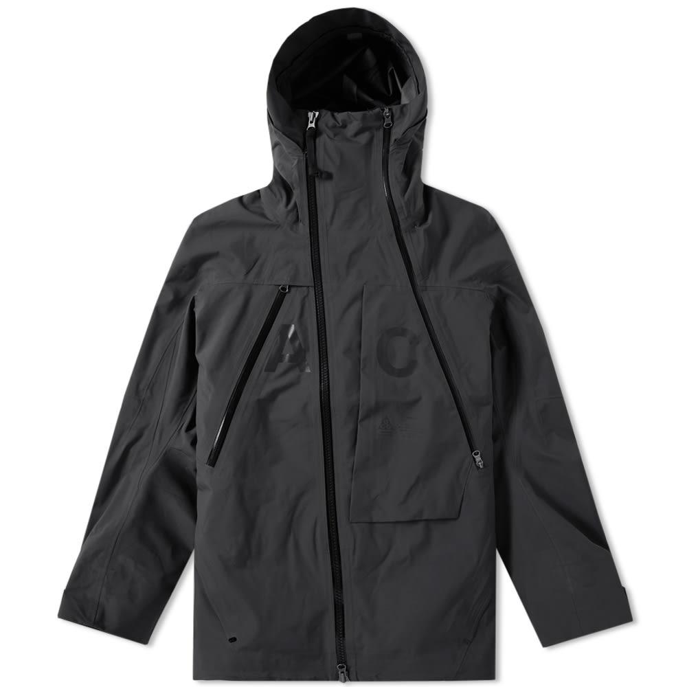 de77560d2965b NikeLab ACG Alpine Jacket Black