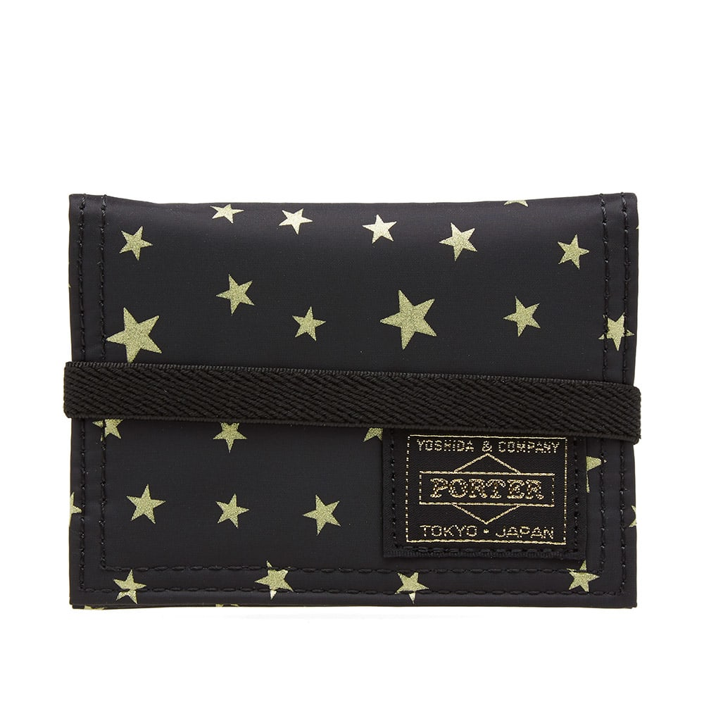 HEAD PORTER STELLAR BAND CARD CASE