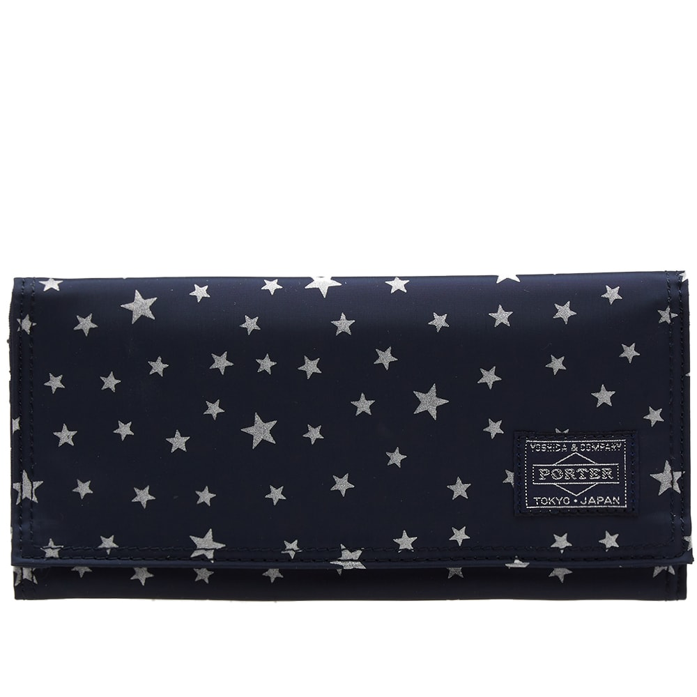 HEAD PORTER STELLAR LARGE WALLET