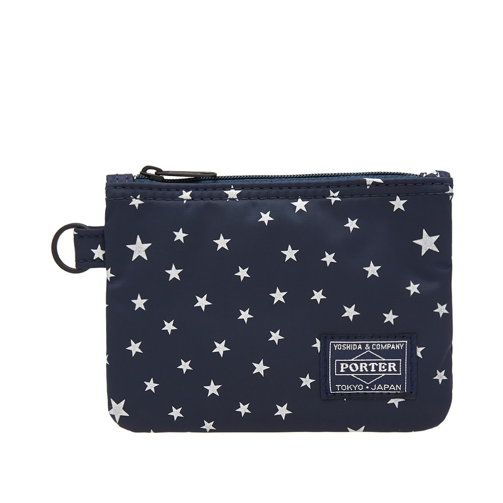 HEAD PORTER STELLAR ZIP WALLET