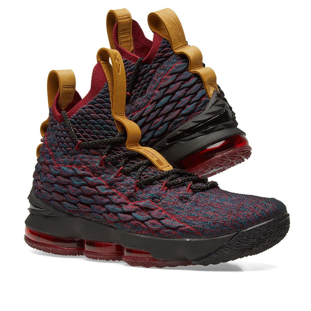 separation shoes fac5b 68afc Nike LeBron XV Multi