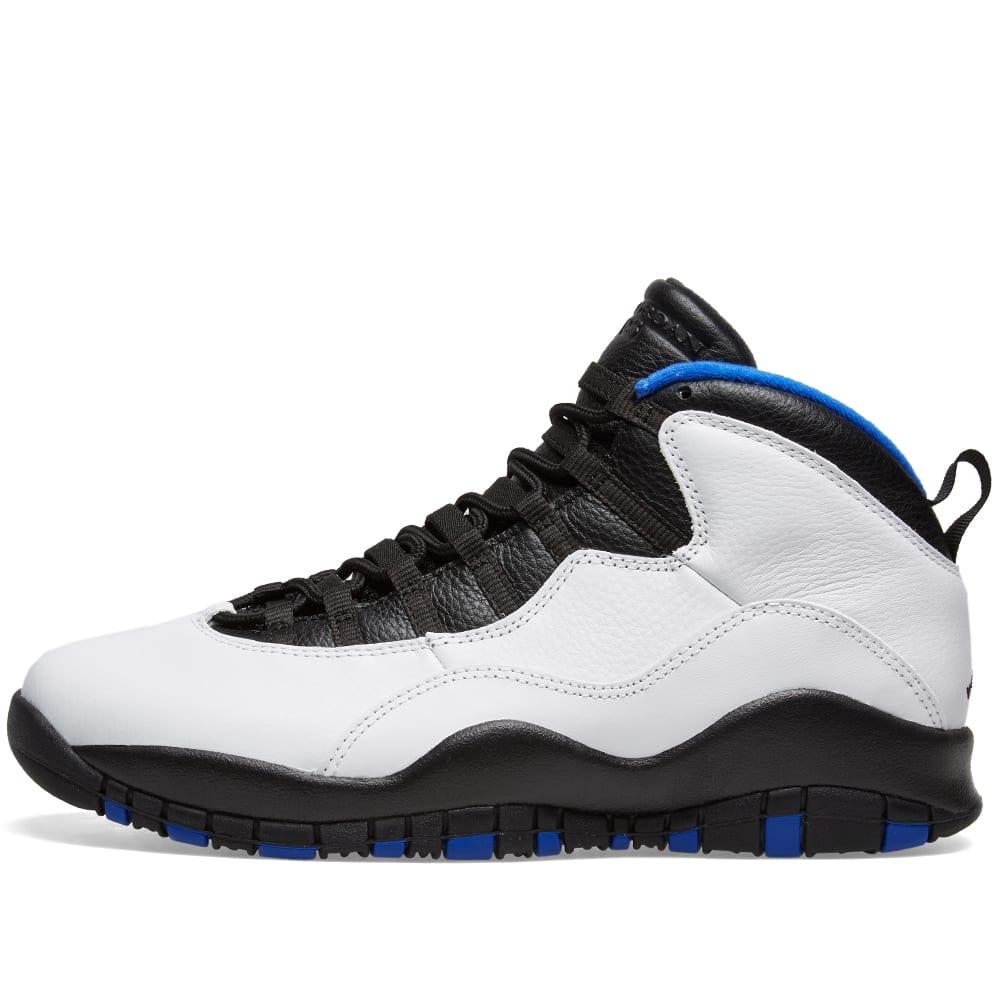 0506b3d526fa Air Jordan 10 Retro  Orlando  White