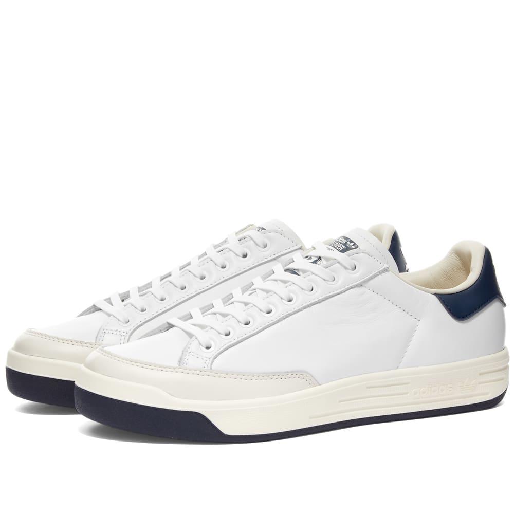 Adidas Rod Laver White, Navy \u0026 Off