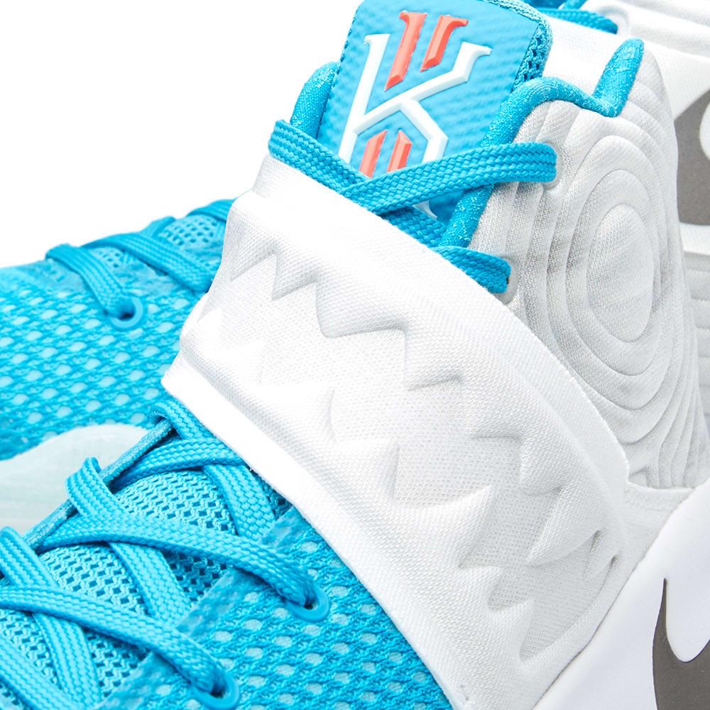 1bfc0a348af Nike Kyrie 2  Christmas  White