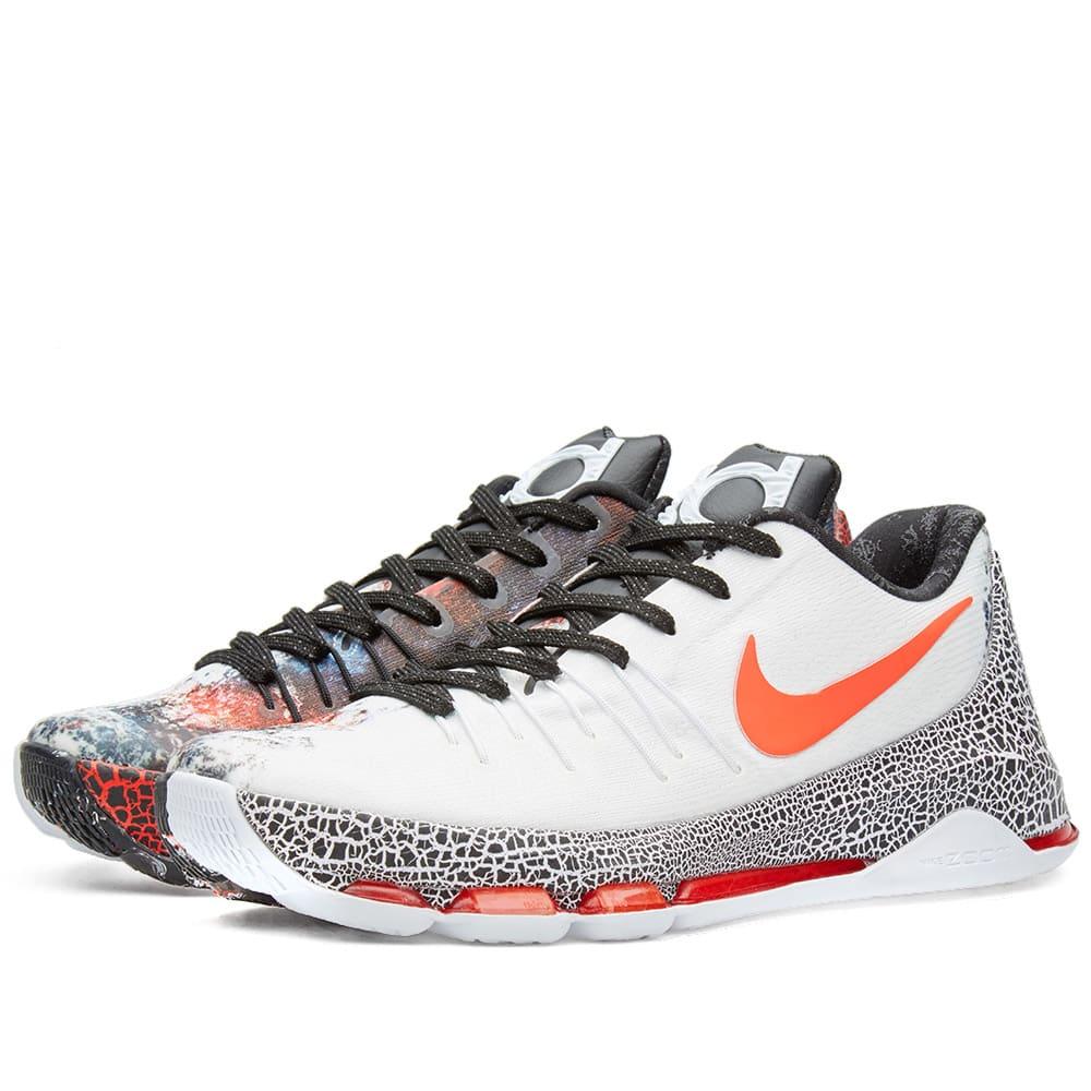 big sale 4475b 61176 Nike KD 8 'Christmas'