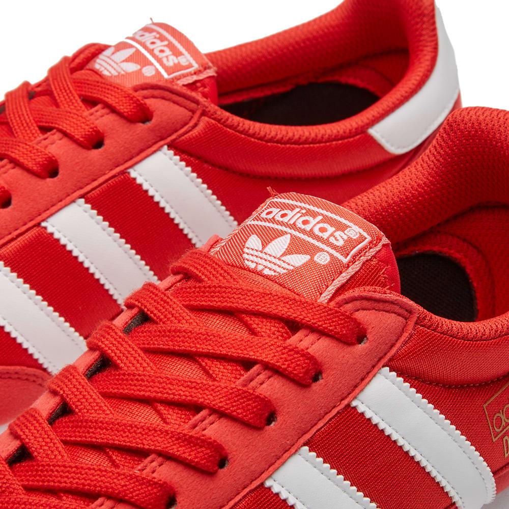 Adidas Dragon OG Red \u0026 White | END.