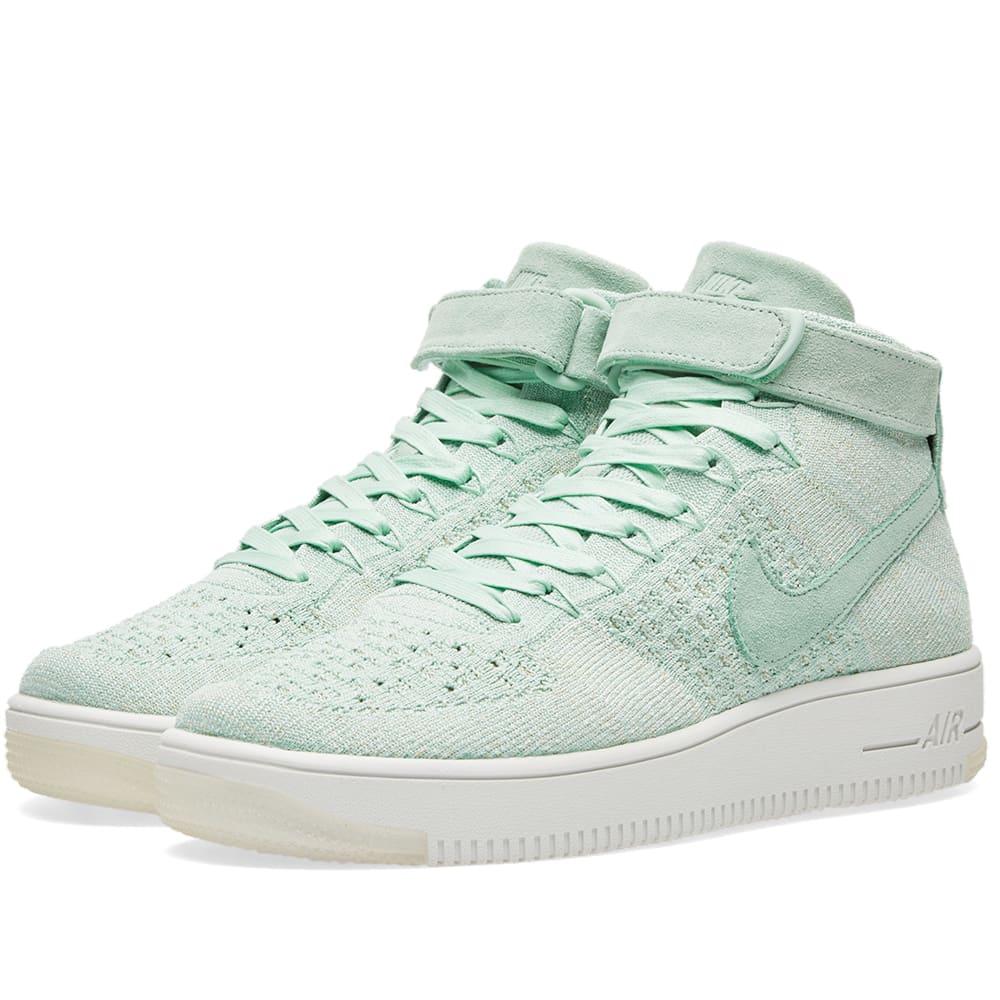 hot sale online 4c45b 42147 Nike W Air Force 1 Flyknit