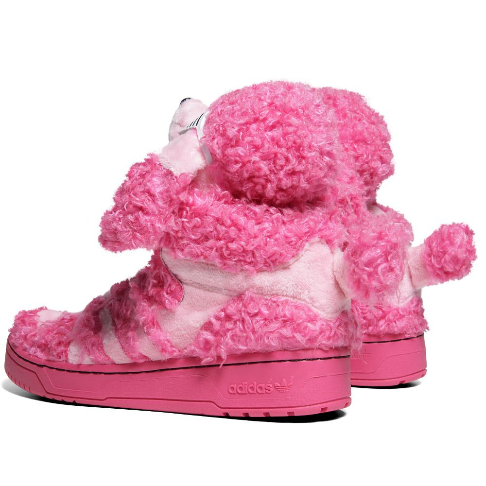 Adidas ObyO x Jeremy Scott Poodle Bloom