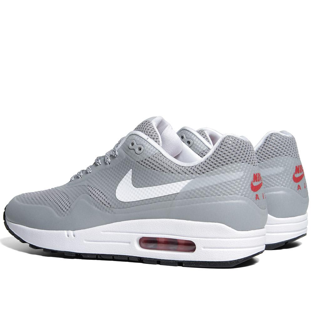 16c7f1e148 Nike Air Max 1 Hyperfuse 3M Matte Silver & White | END.