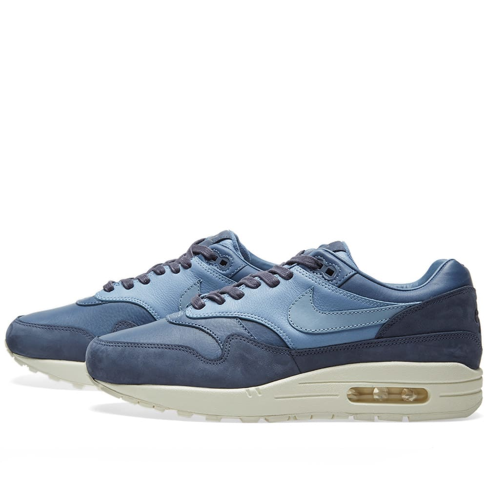 on sale 2408f 751f7 NikeLab Air Max 1 Pinnacle Ocean Fog   Work Blue   END.