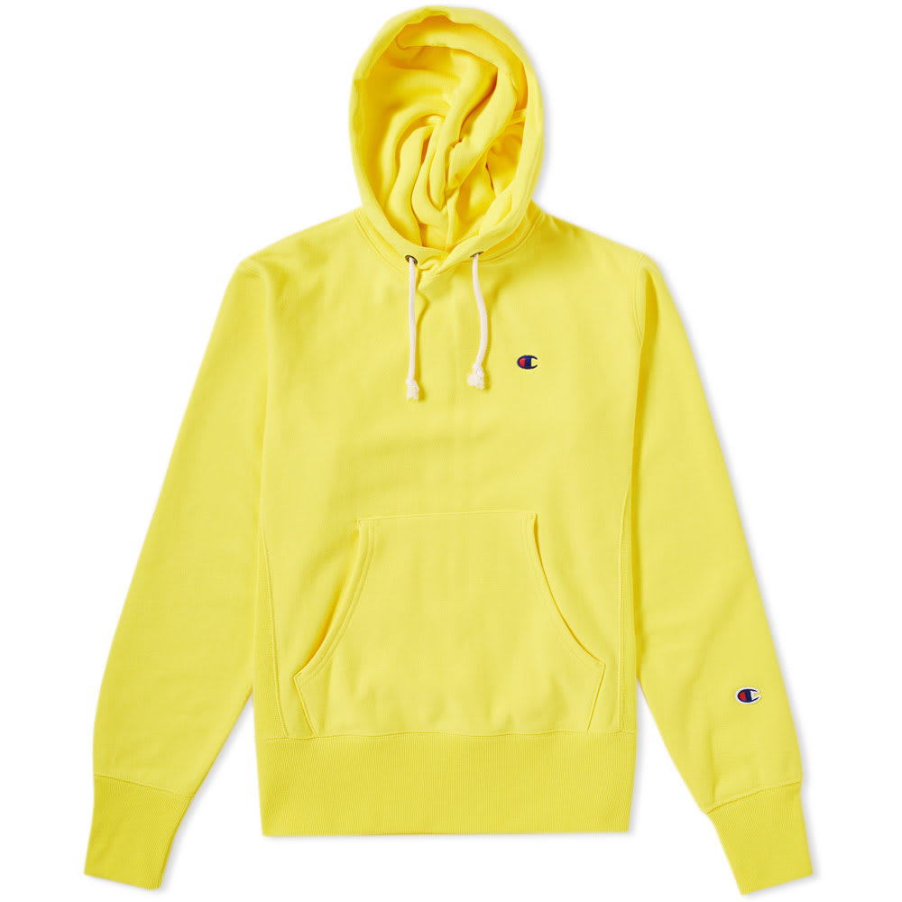 CHAMPION REVERSE WEAVE CLASSIC PULLOVER HOODY