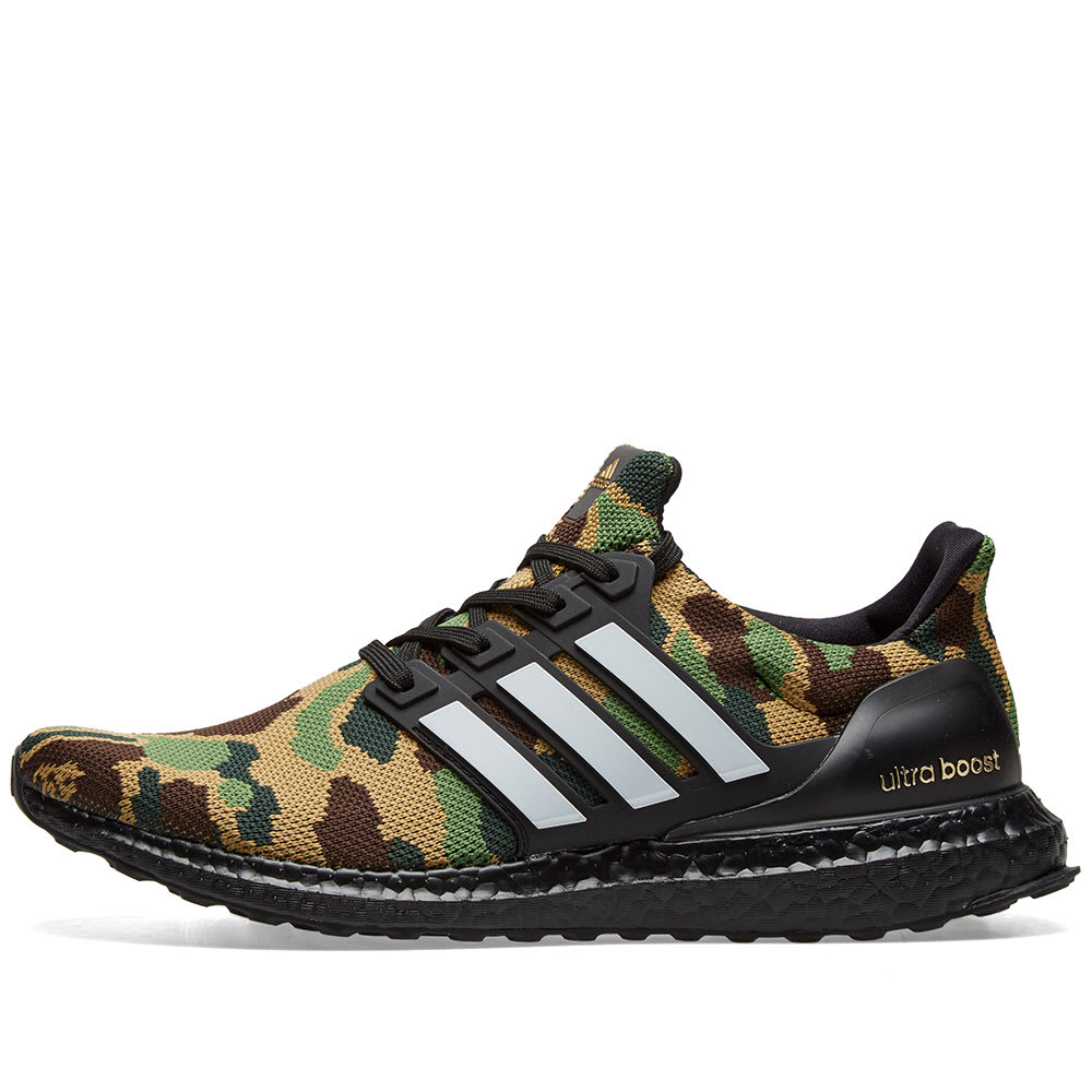 quality design a19cd 794b1 Adidas x BAPE Ultra Boost