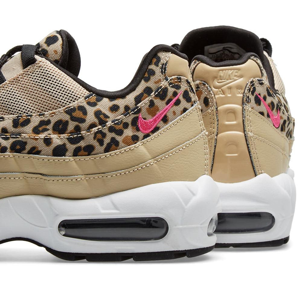 Nike Air Max 95 Premium W 'Animal Pack' Desert Ore & Laser