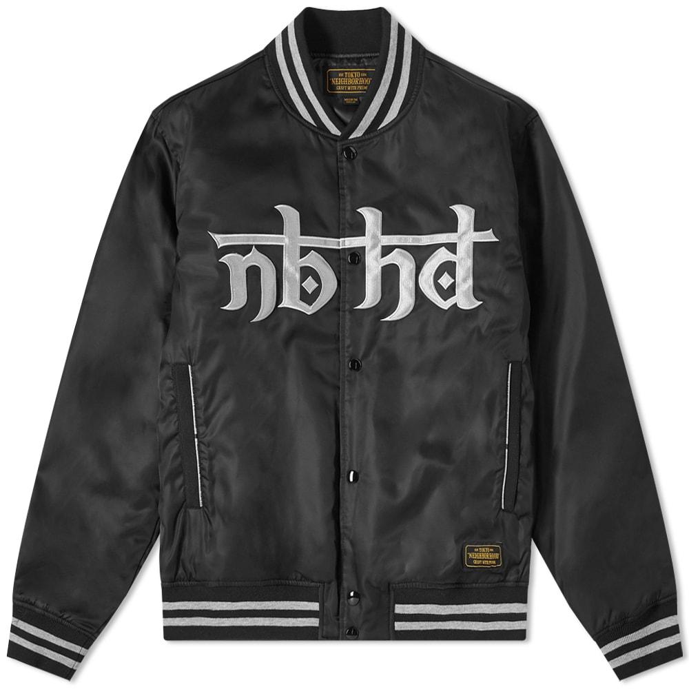 adidas x Neighborhood NH Stadium Jacket | Noir | Vestes