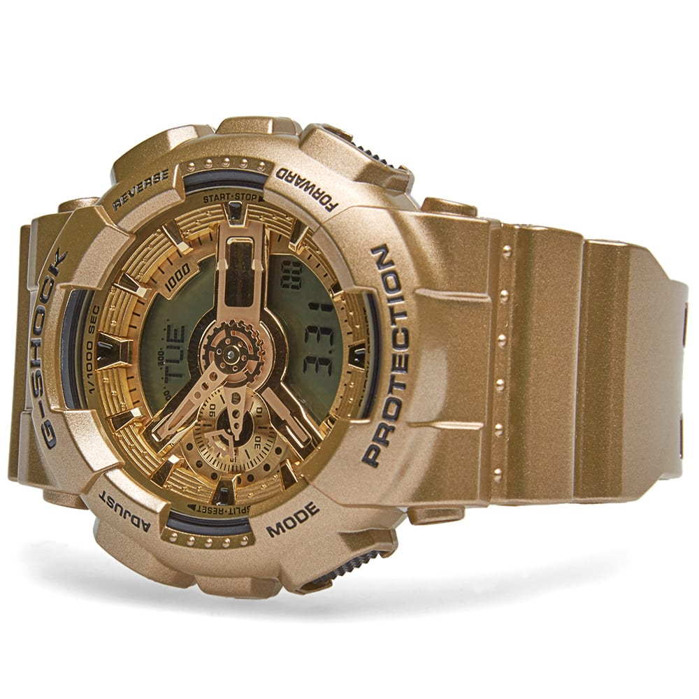 a295e6d7722 Casio G-Shock GA-110GD-9A  Crazy Gold  Watch Gold