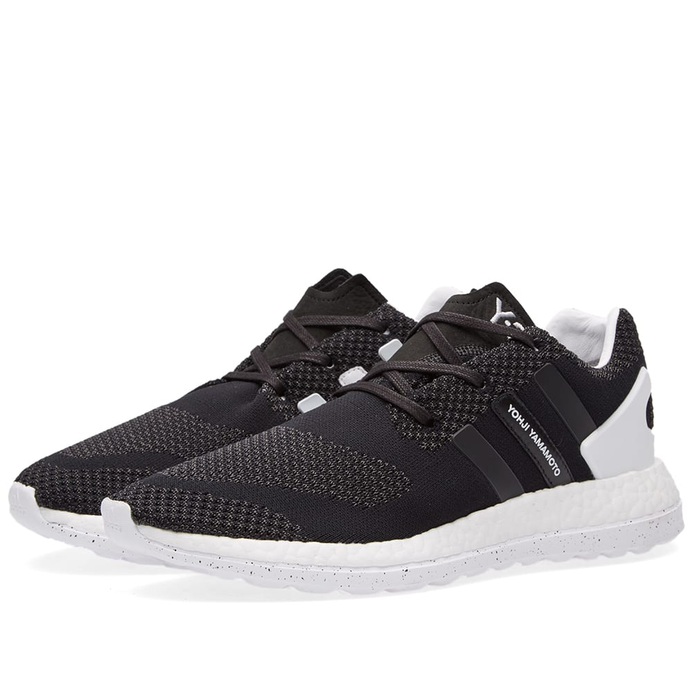 303598007 Y-3 Pure Boost ZG Knit Black