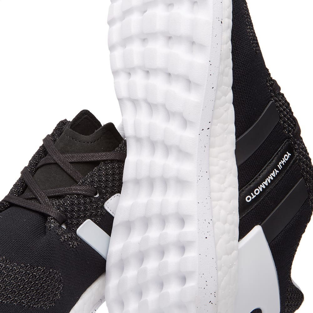 official photos e7d49 63bf8 Y-3 Pure Boost ZG Knit Black   END.
